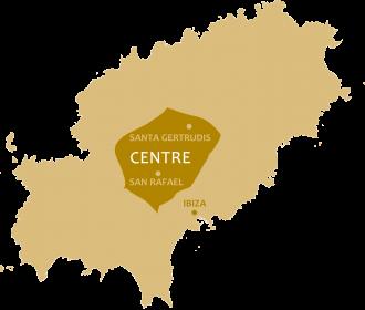 CENTRE OF IBIZA